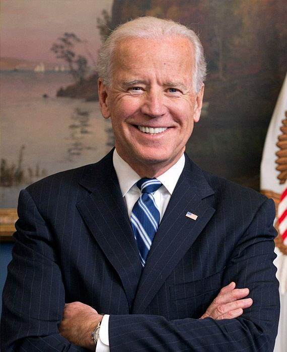 Joe Biden leads over Donald Trump in a new national poll.