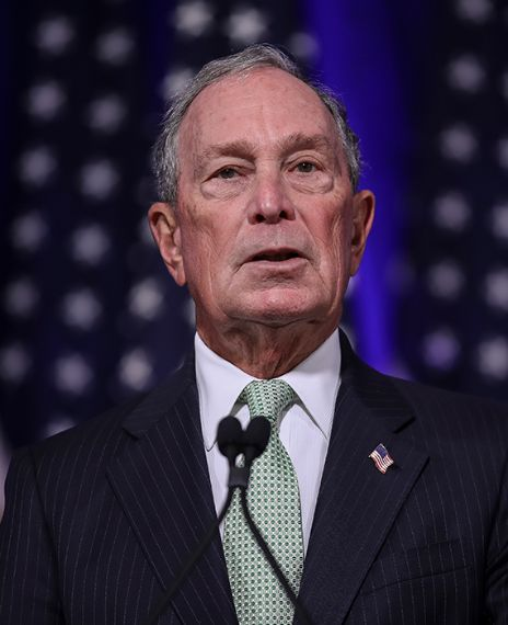 Bloomberg could have given each American $1million and still have millions left with him from the $500m spent on ads during his contention for the Democratic presidential candidacy.