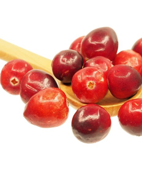 Cranberry juice helps to get rid of Urinary tract infection.