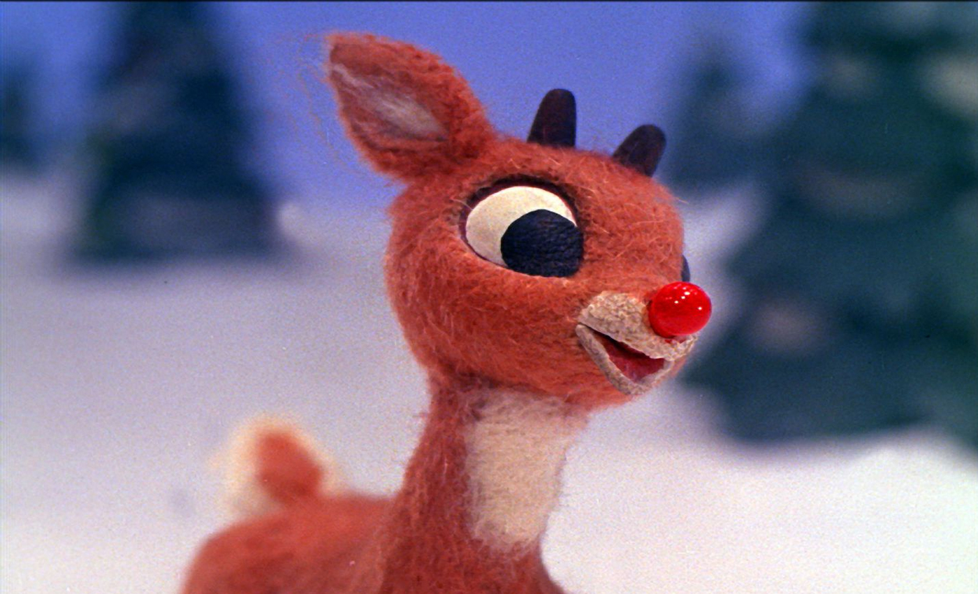 Rudolph, the red-nosed reindeer was invented as a Christmas promotion for a U.S. firm in 1938.