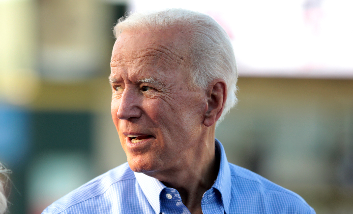 Biden supported China's entry into the World Trade Organization.