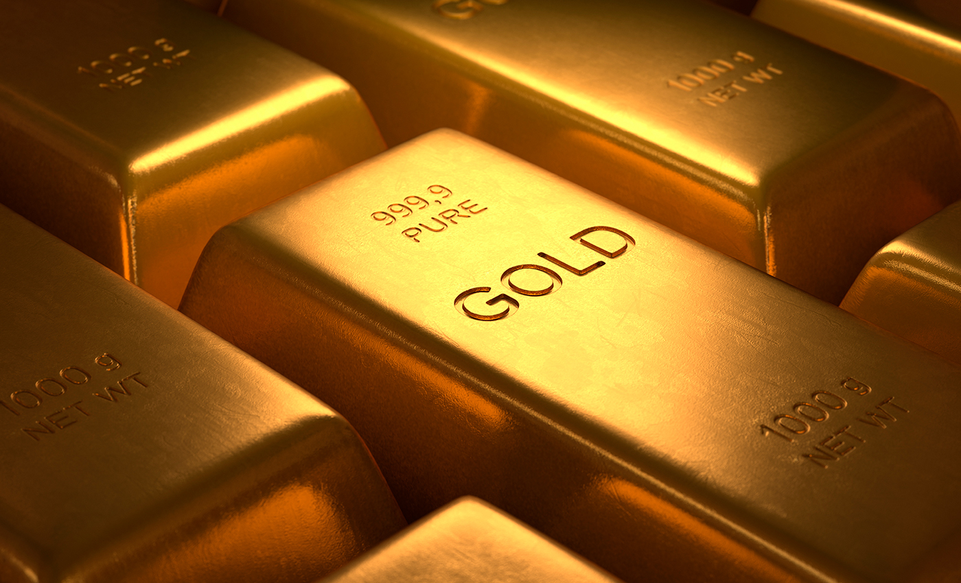 Gold prices fall for the third day in a row from August 31, 2020.