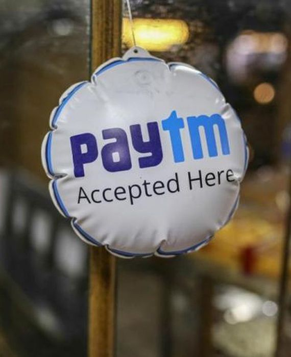 Paytm is a Chinese app.
