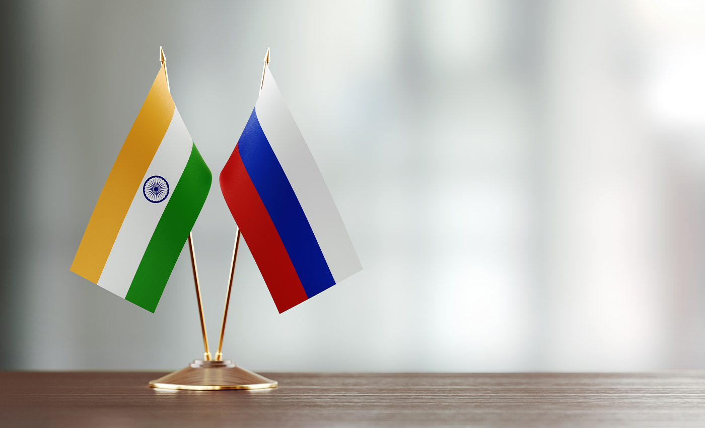 Russia offered to supply medical oxygen and Remdesivir to India.