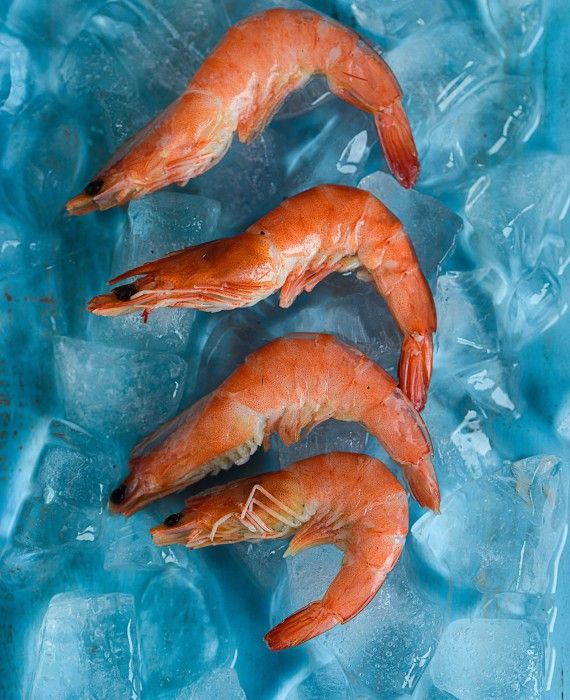 China claims shrimp packages test positive for coronavirus.