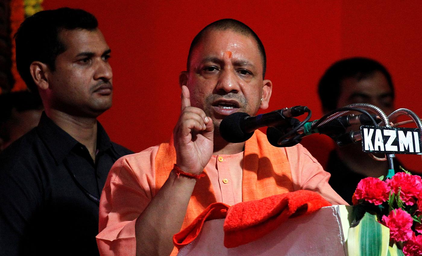 TIME magazine published an article praising Uttar Pradesh's Yogi Adityanath government's COVID-19 management.