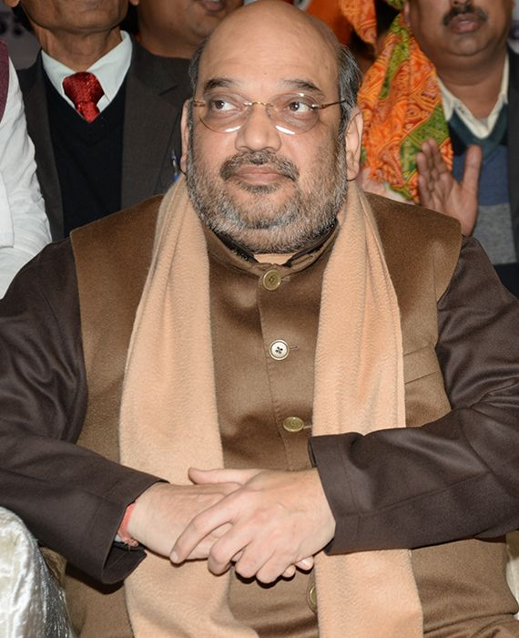 Amit Shah has been infected with the novel coronavirus.