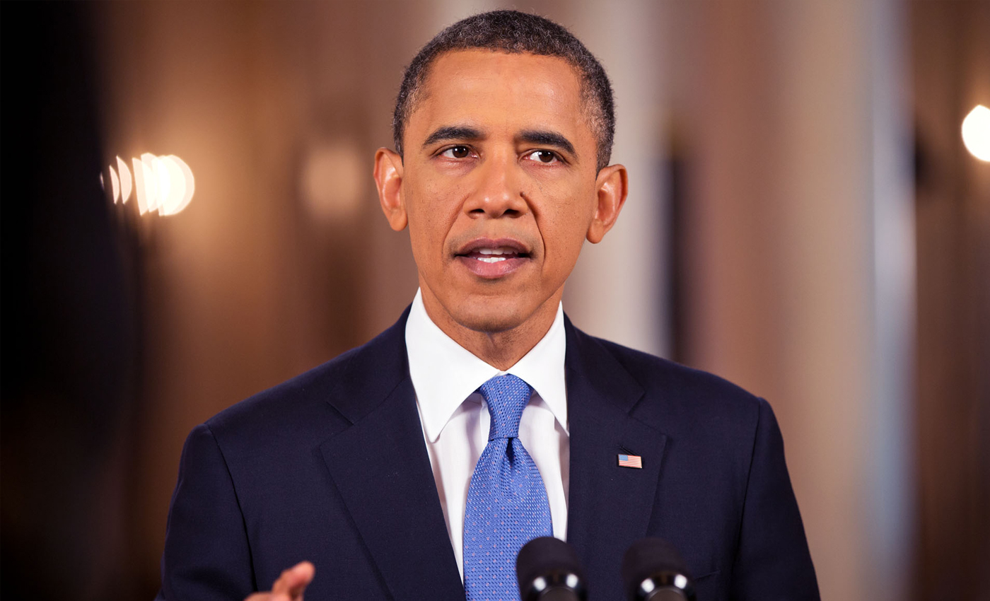 Barack Obama has warned Africans against getting a COVID-19 vaccine.