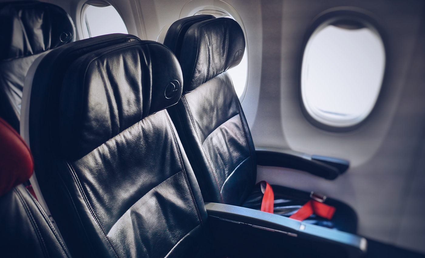 The risk of COVID-19 exposure on planes is 'virtually non-existent' as long as masks are worn, study finds.