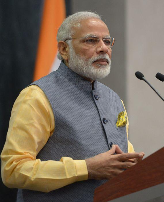 Narendra Modi, the Indian Prime Minister is distributing Rs 1,000 to every student under Corona Sahayata Yojana.