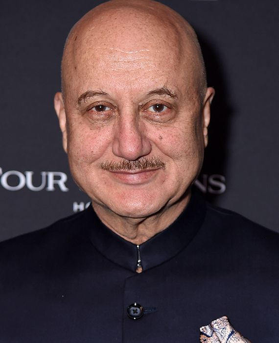 Bollywood actor Anupam Kher's family tests positive for COVID-19.