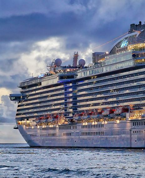 A doctor on board the Ruby Princess took swabs and 'cleared' a passenger who later tested positive for Covid-19.