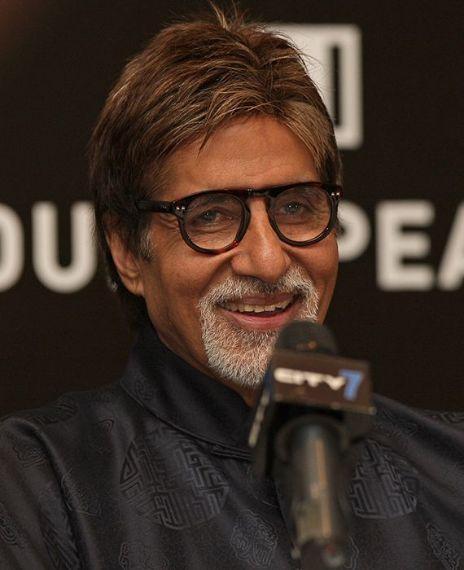 Bollywood superstar Amitabh Bachchan passed away.