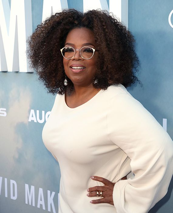 Oprah Winfrey confessed to her sex-trafficking crimes in a Twitter post.