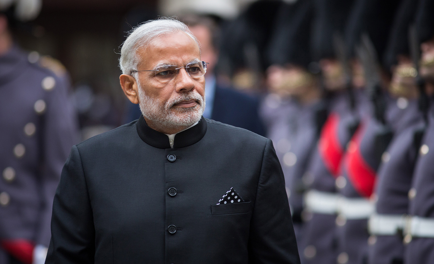Prime Minister Narendra Modi took part in satyagraha for Bangladesh