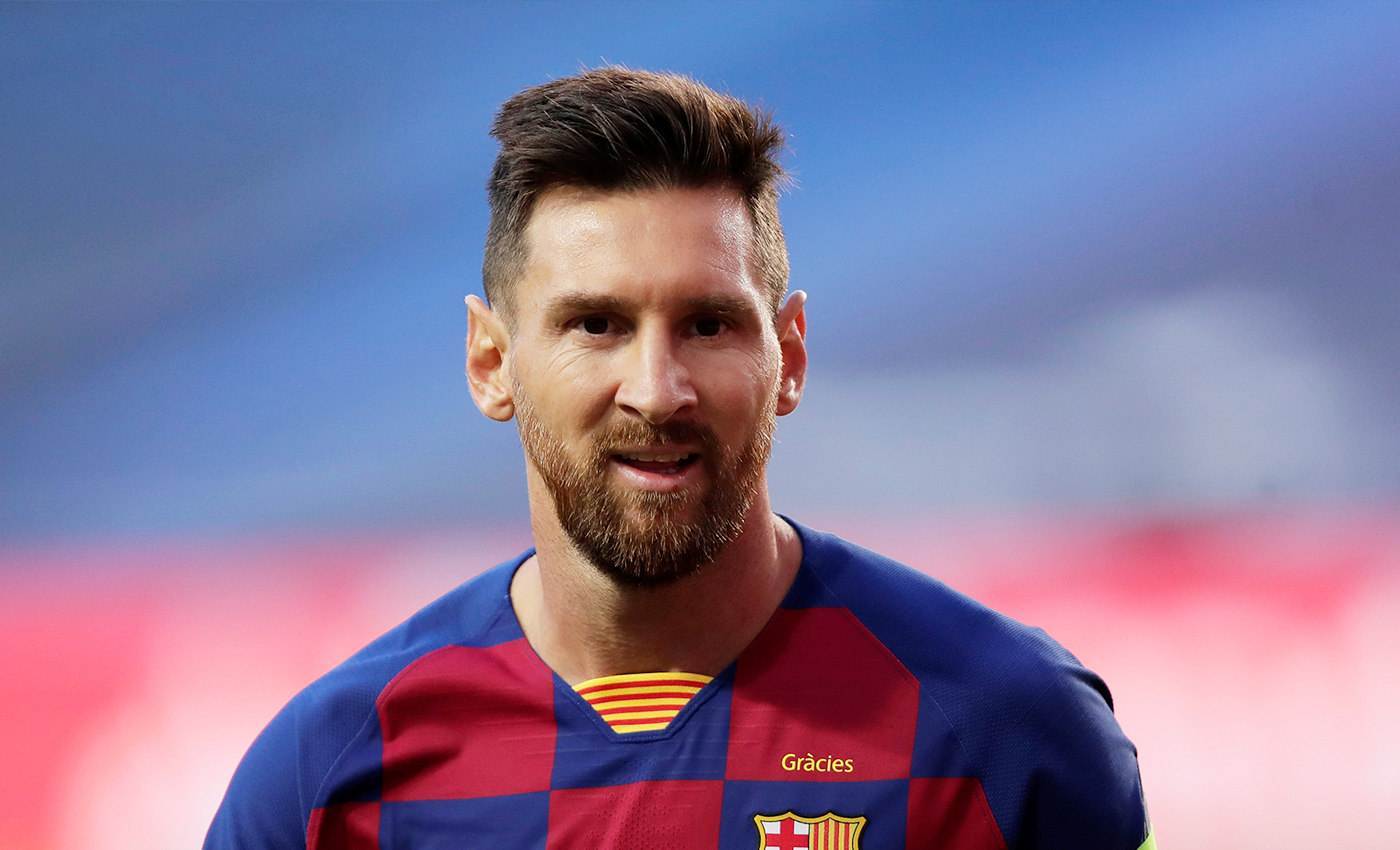 Lionel Messi is leaving Barcelona.