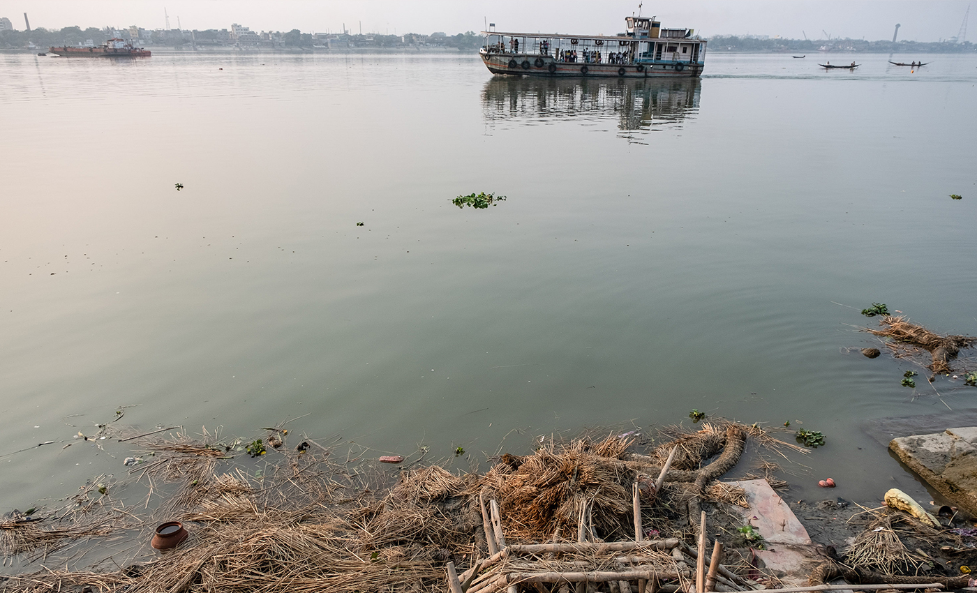 Several dead bodies were recovered from the river Ganga in Bihar and Uttar Pradesh.