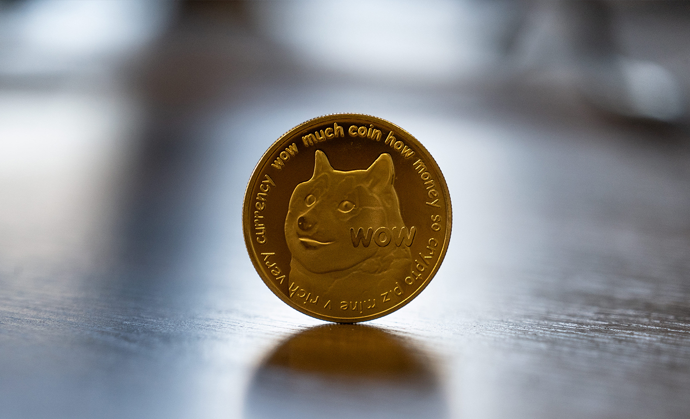 Dogecoin's price has risen by more than 900 percent since March 2021.