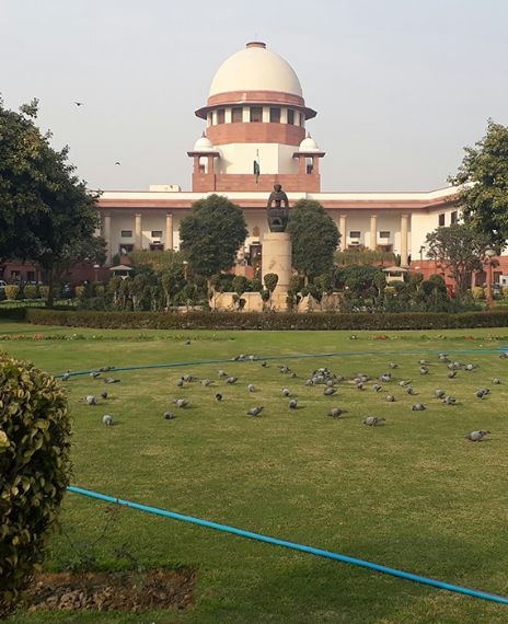 The Supreme Court of India provides partial relief to homebuyers by giving a stay order on the Insolvency and Bankruptcy Code (IBC) amendment.