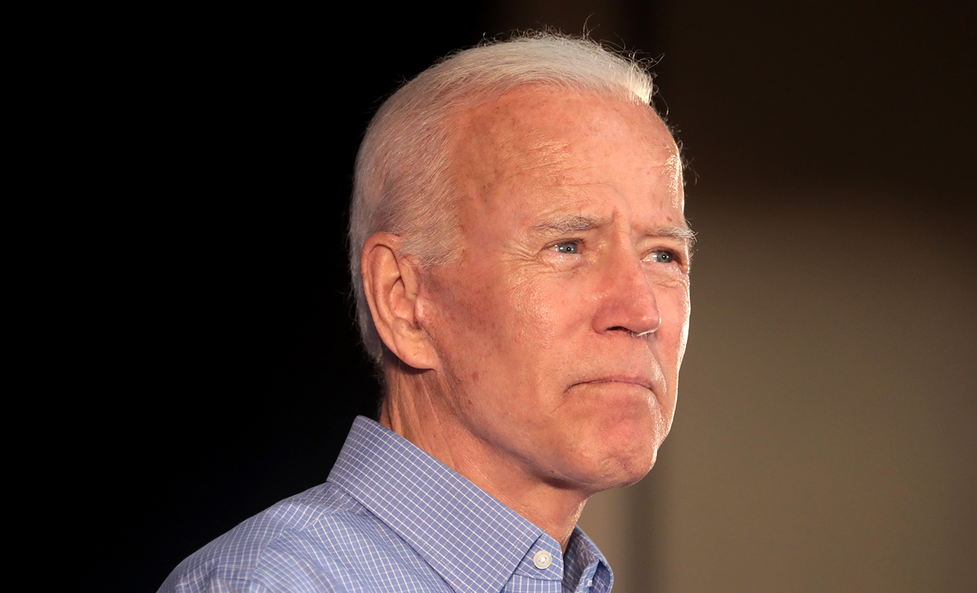 """Biden: """"Look at the states having a spike, they are the red states, the states in the Midwest, in the upper Midwest, that is where the spike is occurring significantly."""""""