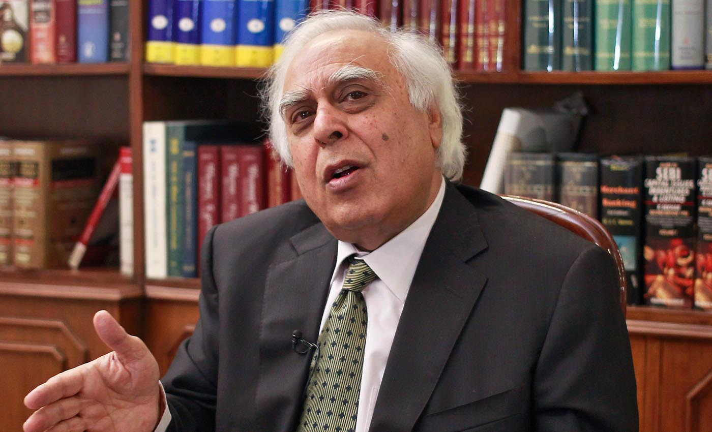 Kapil Sibal had told that he would kill himself in case the Ram Mandir was built in Ayodhya.