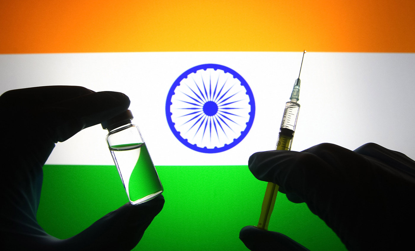 Prime Minister Modi said India had to wait for decades to procure vaccines from abroad.