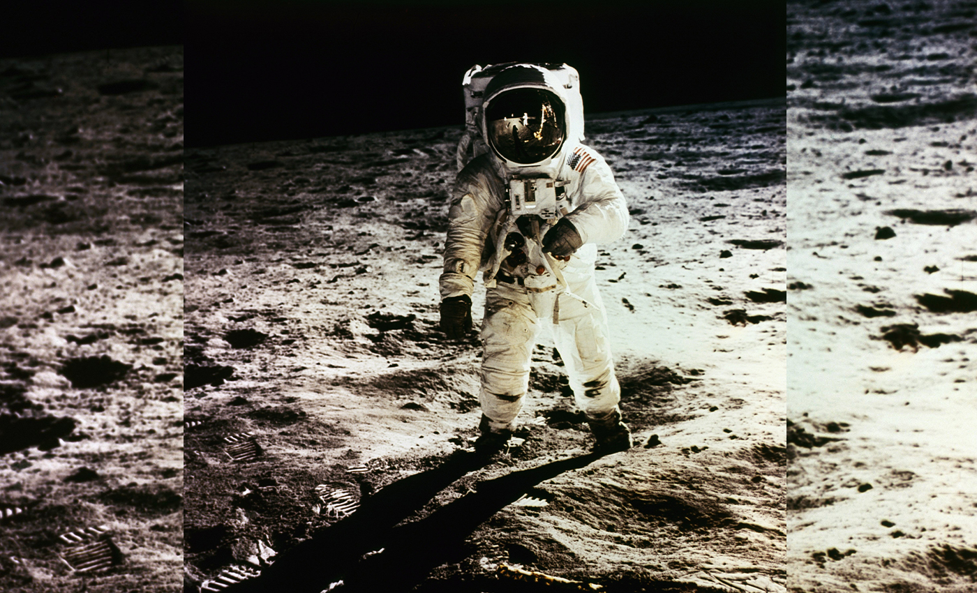 Moon landing was staged in Hollywood