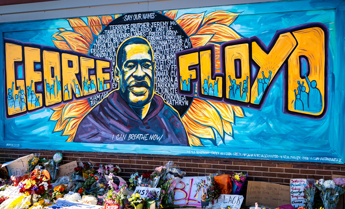 Over 100 Black Americans have been killed by the U.S. police since George Floyd's death.