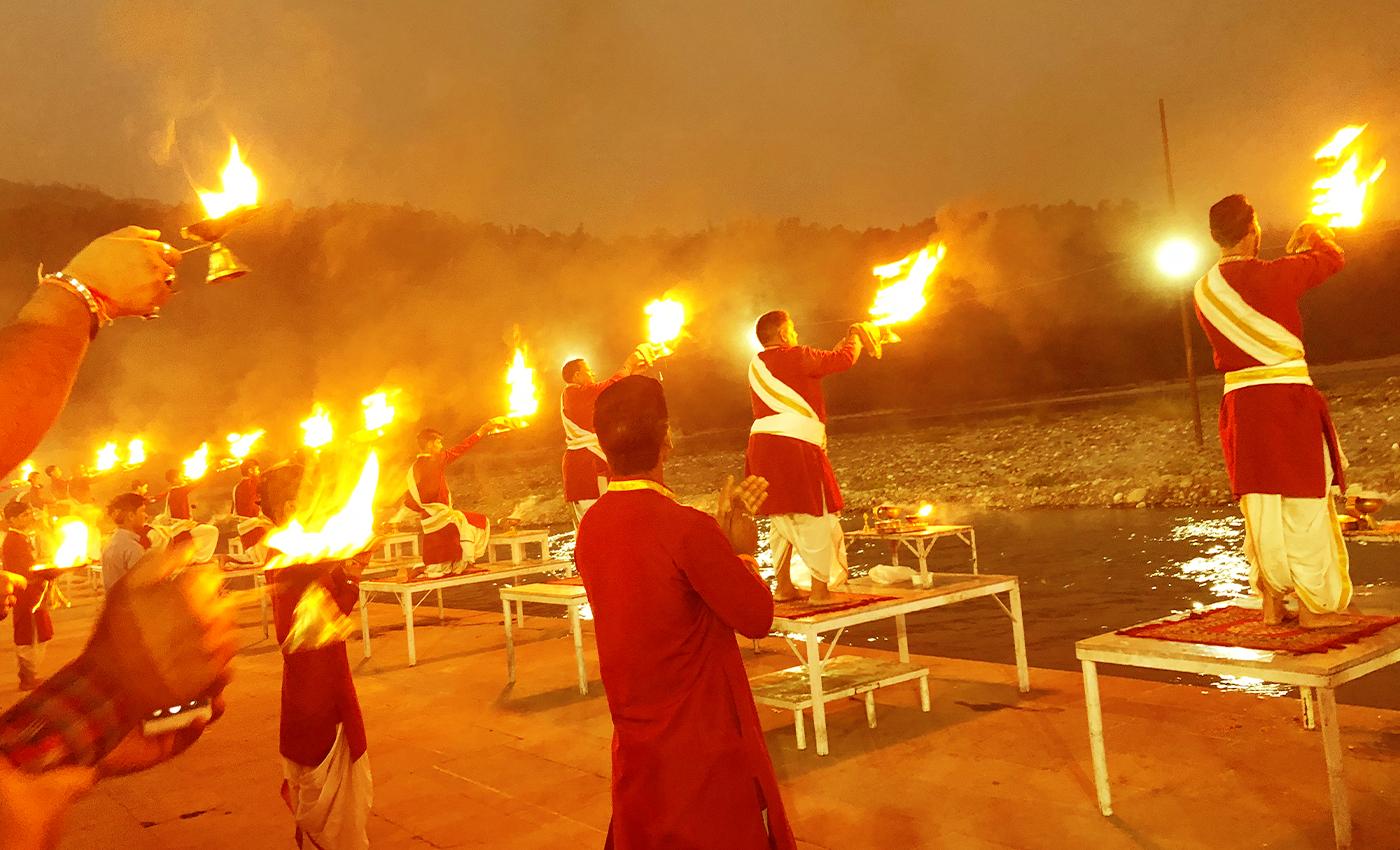 Ganga Aarti and puja will be taxed in Banaras.