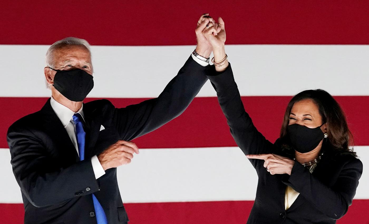 War criminals were present at Biden's inauguration.