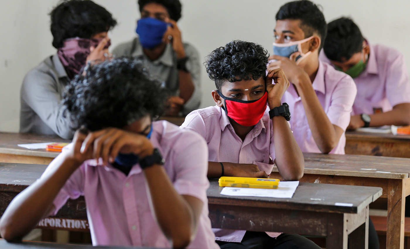 The Education Ministry ruled out the possibility of declaring 2020-21 as a 'zero academic year' due to the COVID outbreak.