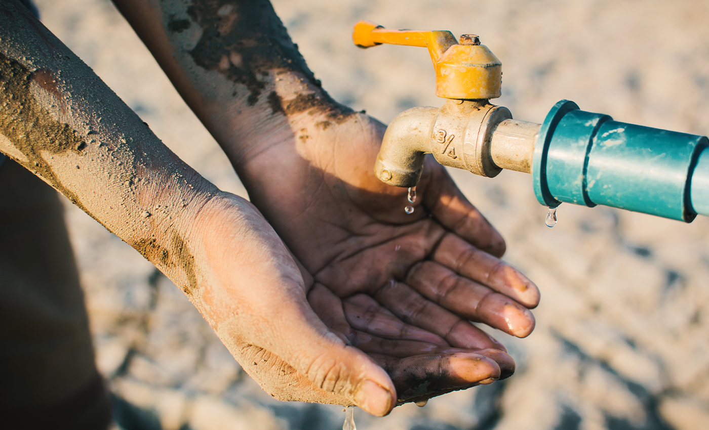 Israel has been contaminating water in Gaza, causing the deaths of about a million children.