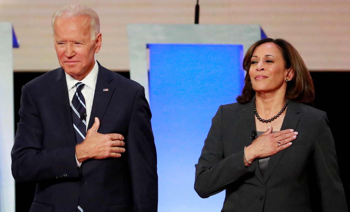Biden: If he (Biden) wins, he will be the first person without an Ivy League degree to be elected president.