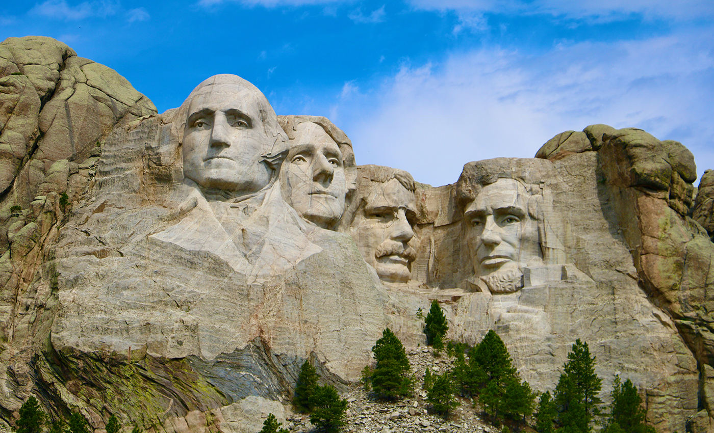White House reached out to South Dakota Governor about adding Trump to Mount Rushmore.