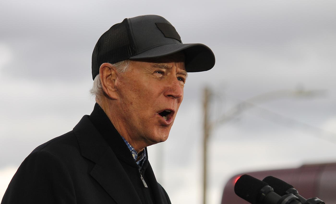 Biden is a communist.