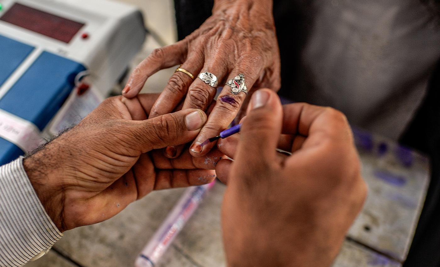 BJP bagged majority seats in the Karnataka Gram Panchayat election.