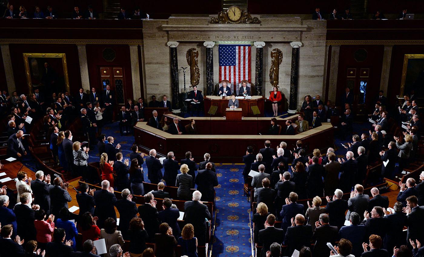 May 19th Communist Organization attacked the U.S. Senate in 1983.