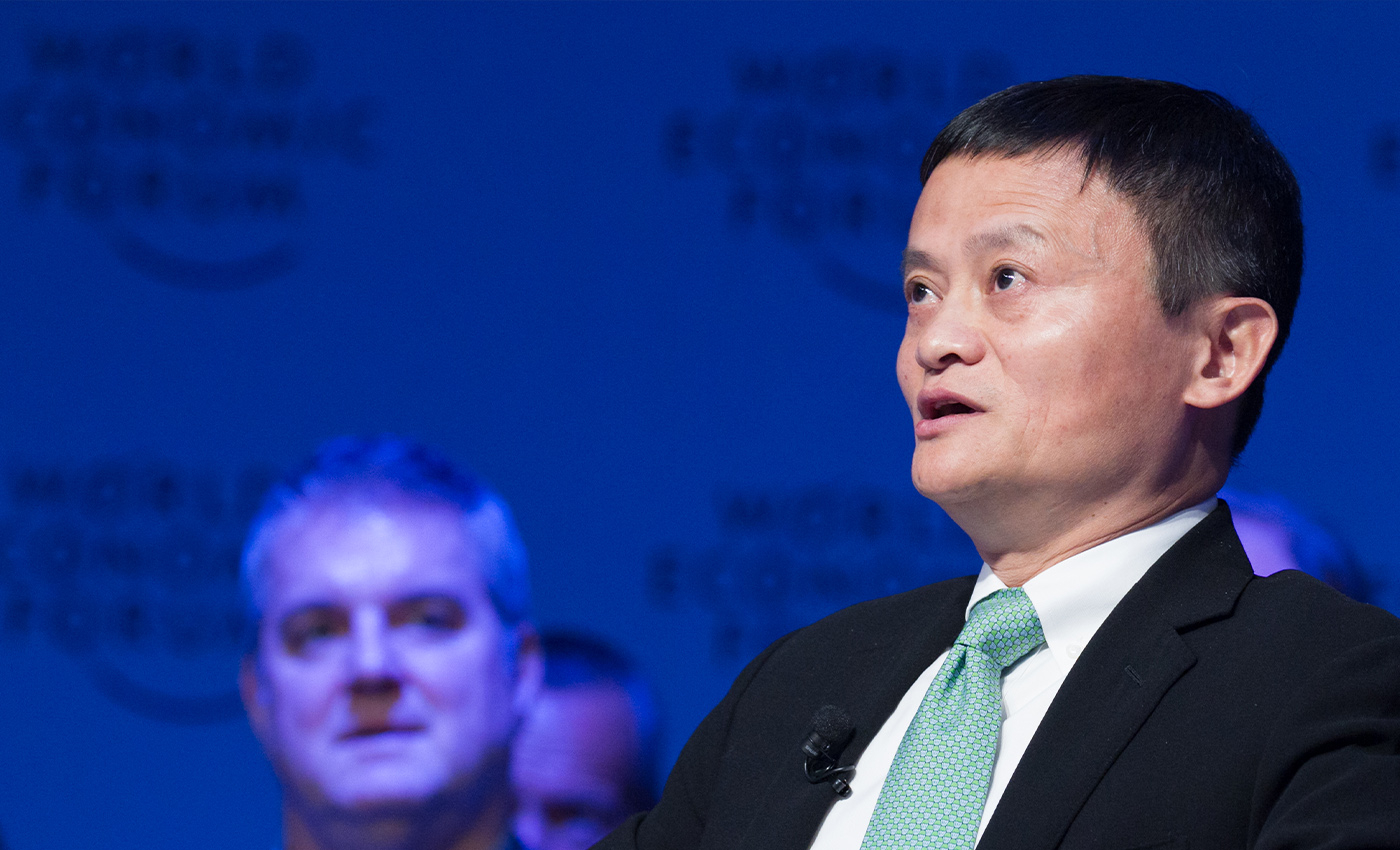 Chinese billionaire Jack Ma has been missing since October 2020.