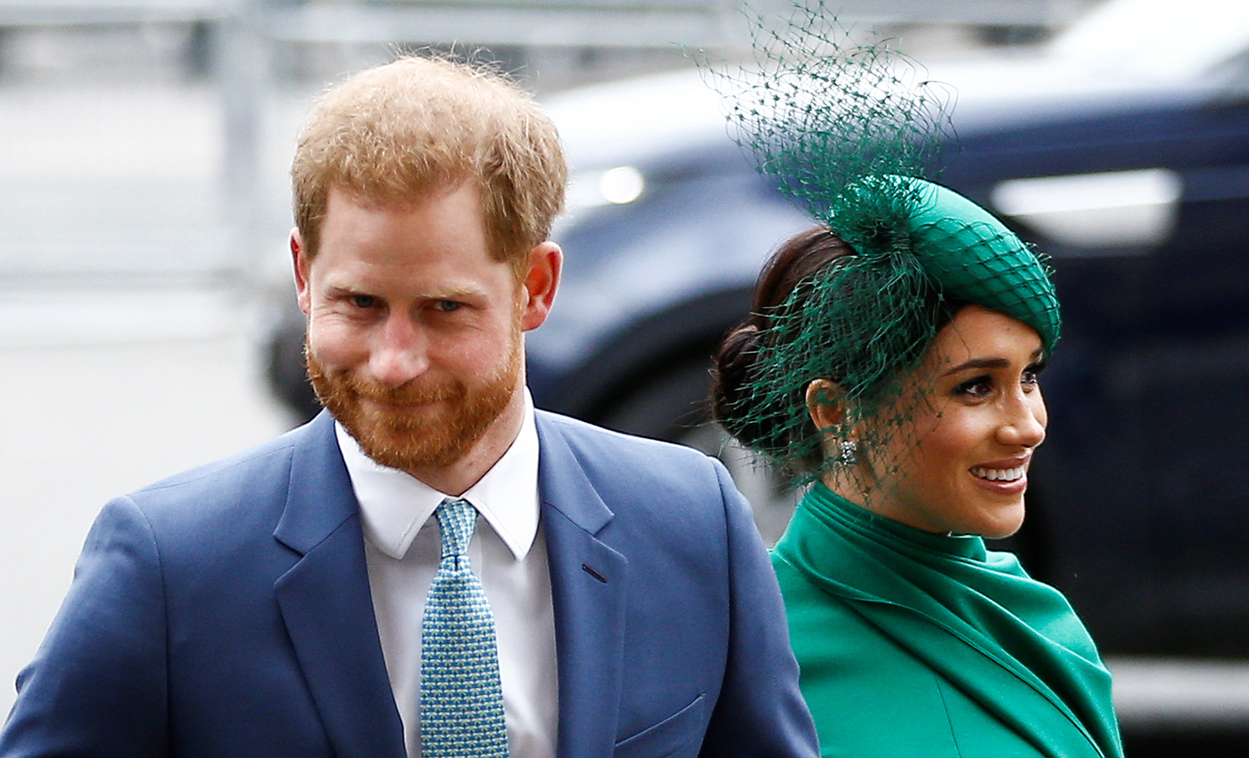 A GoFundMe page was launched for Meghan and Harry's mortgage.