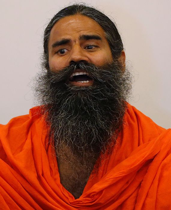 1,132 acres of tribal land in Assam was given to Baba Ramdev's Patanjali trust.