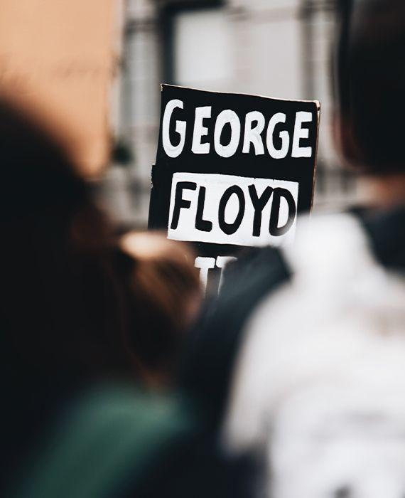 George Floyd and Derek Chauvin knew each other.