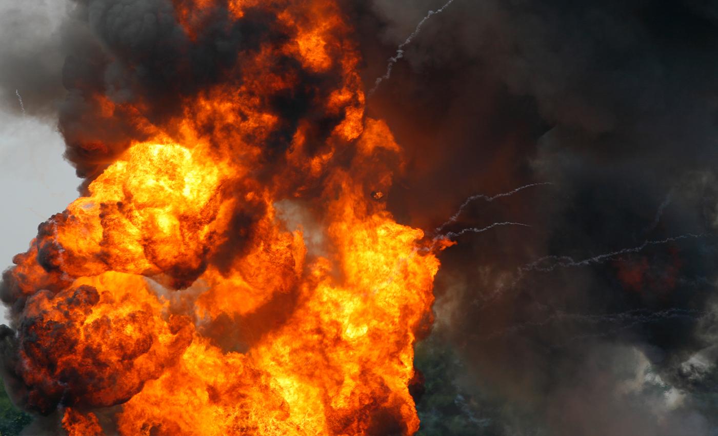 A huge explosion in Israel has killed 500 people.