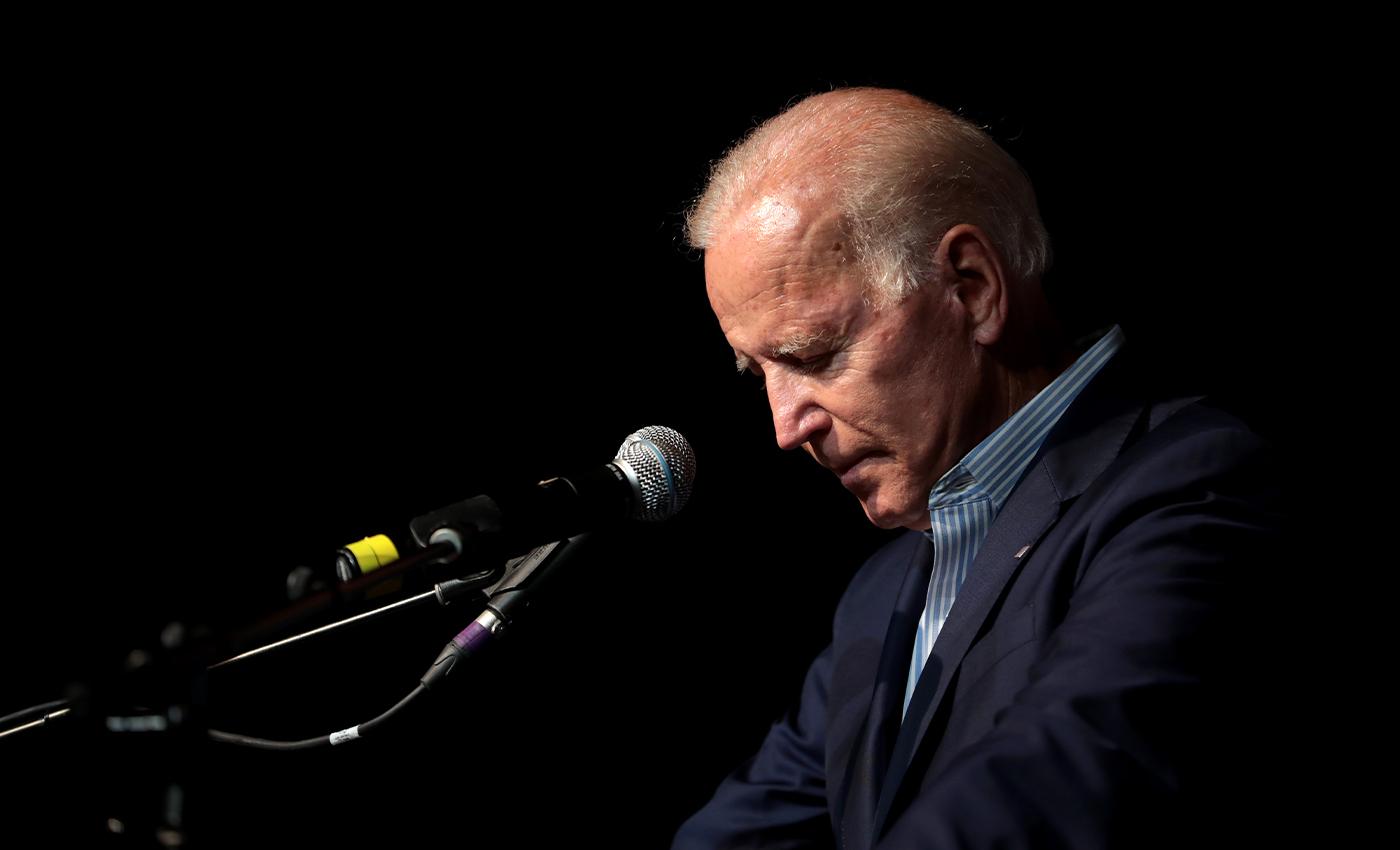 President-elect Joe Biden was accused of rape.