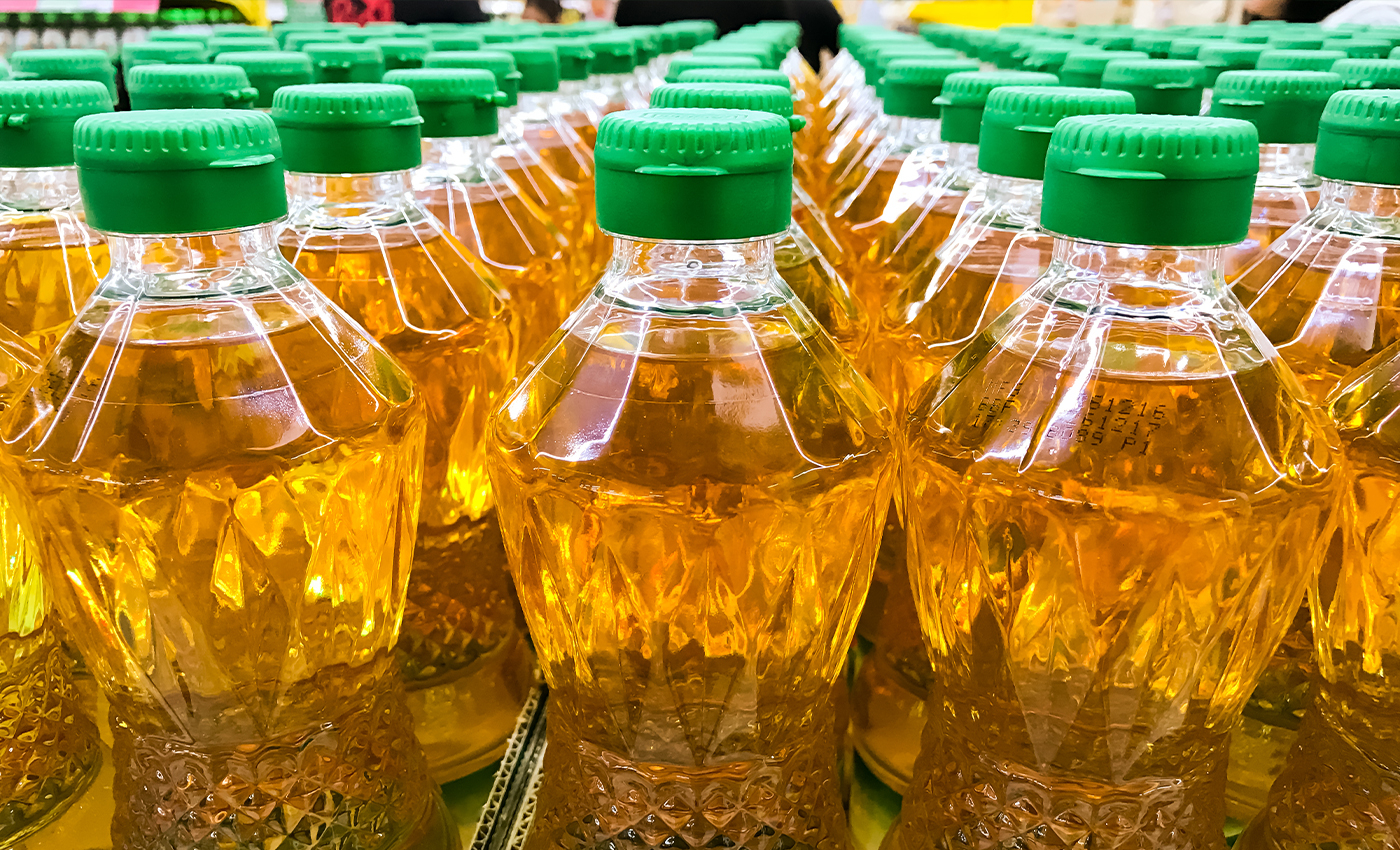 Cold-pressed oils have health benefits.