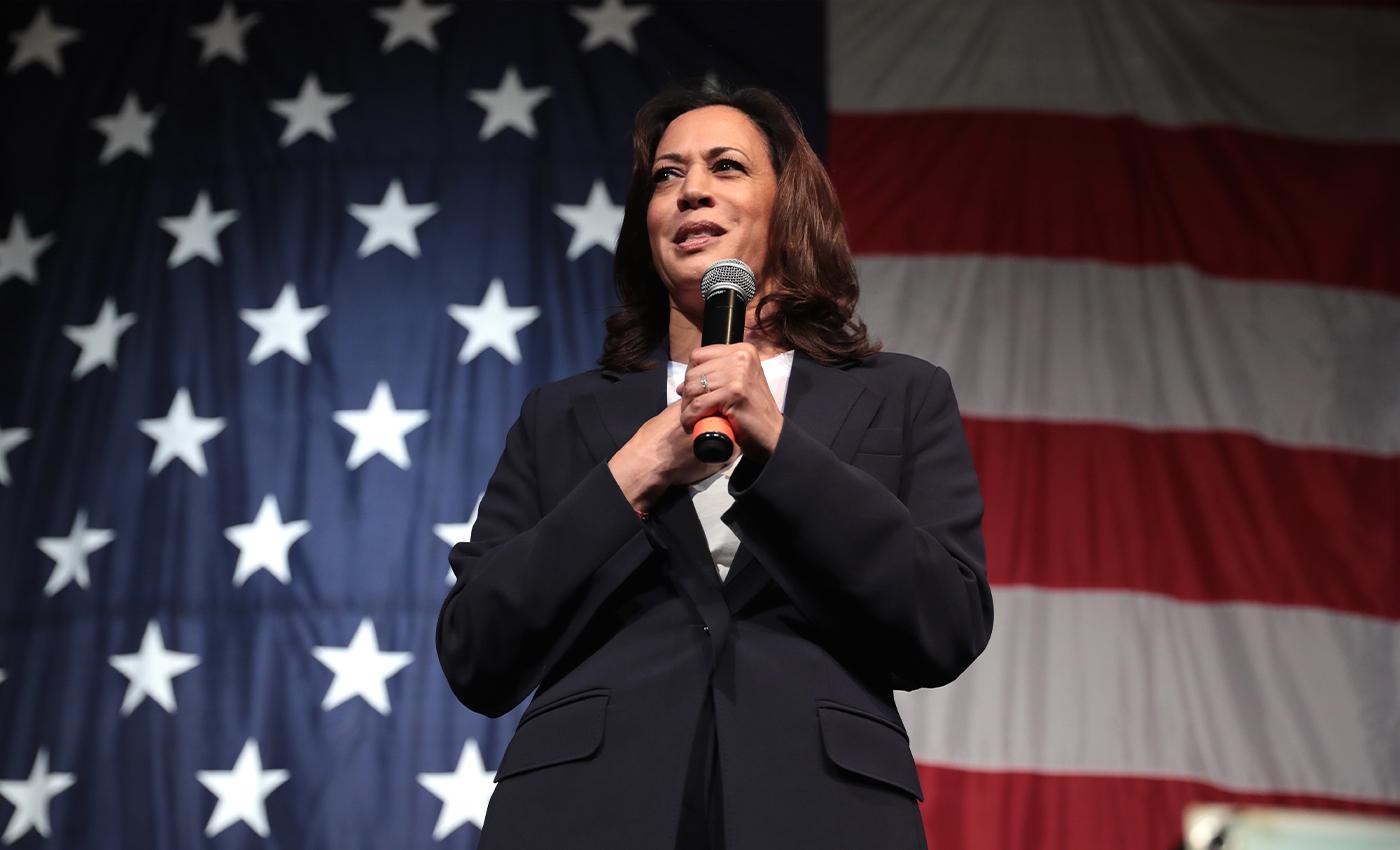 Kamala Harris is the most left-wing senator.