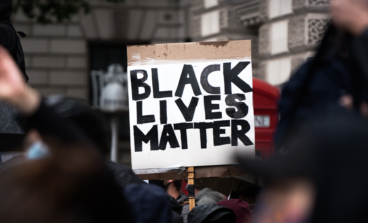 Protesters were not responsible for the looting during the Black Lives Matter rallies.