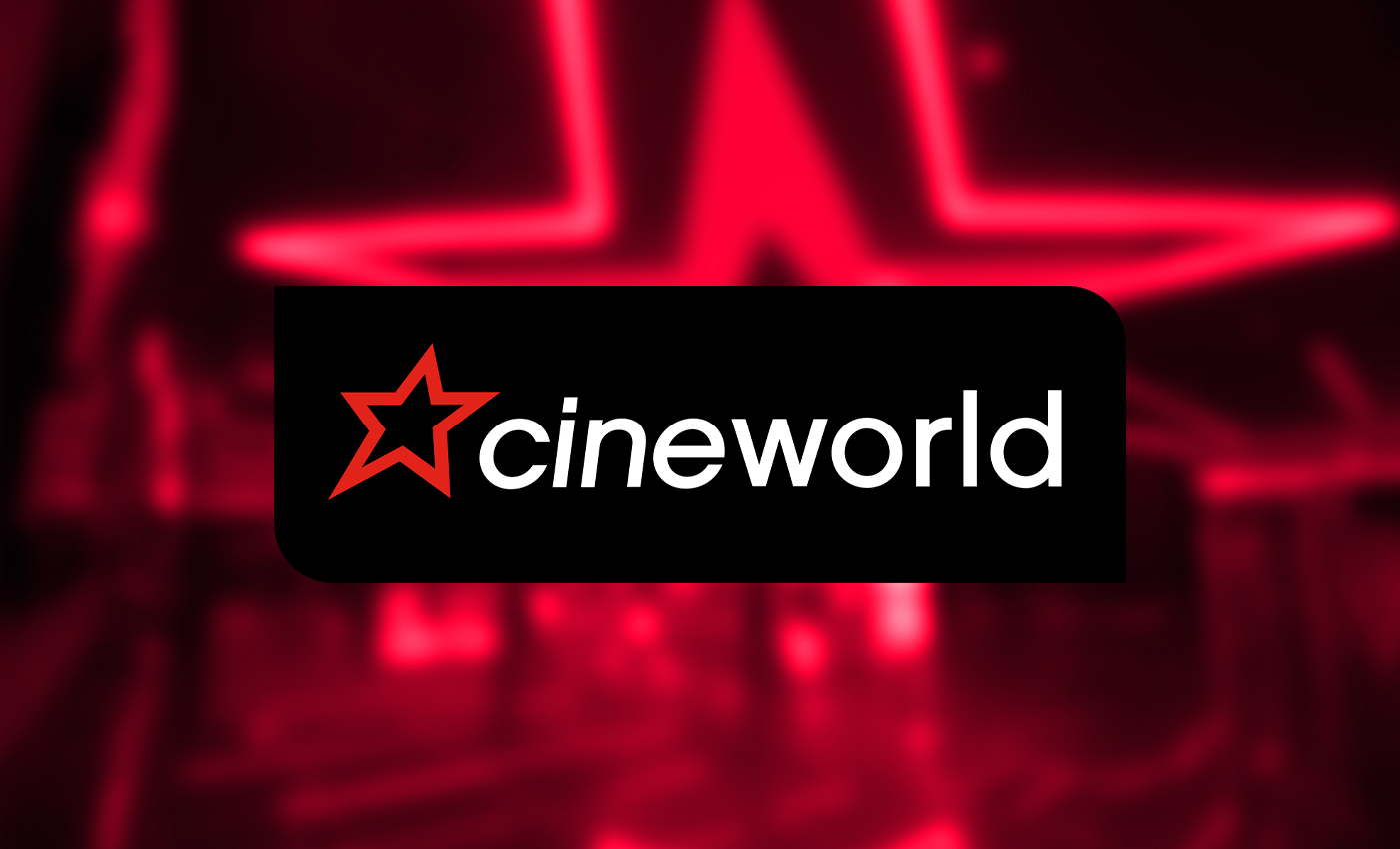 Cineworld is going out of business.