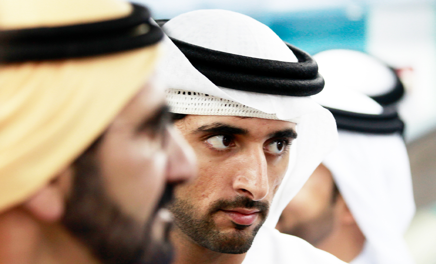 Dubai crown prince does not use his car after a bird built a nest in it.