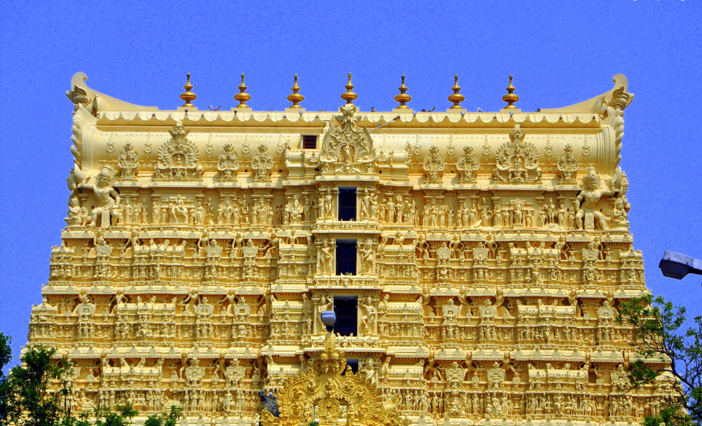 Shilpa Nair is the richest person in the world following the Supreme Court ruling on the Sri Padmanabhaswamy temple.