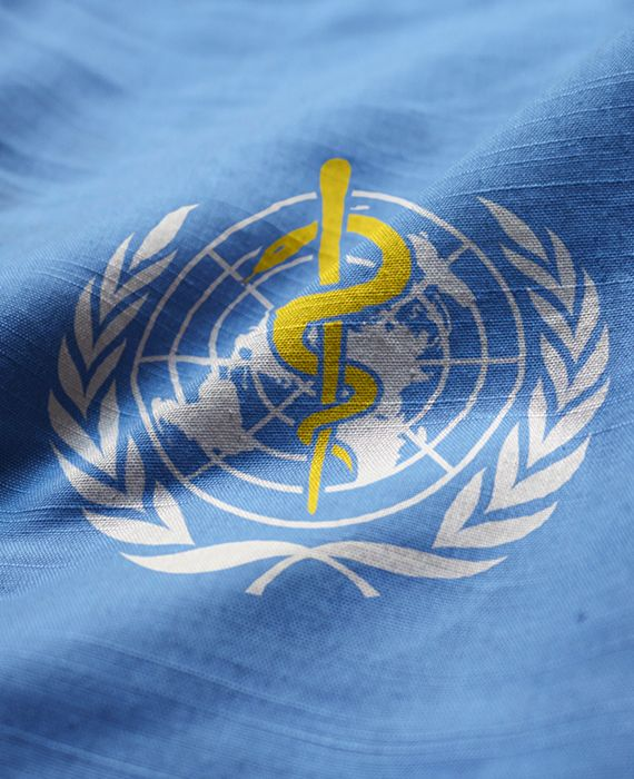 World Health Organisation supported false Chinese government propaganda that the coronavirus was not contagious among humans.